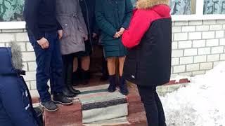 Сватовство Олег и Алла. 27.01.2018