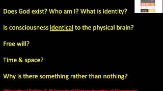 what is philosophy? Thumbnail