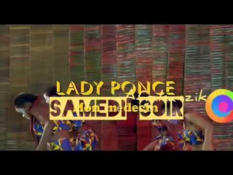 lady ponce samedi soir