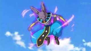 Repeat youtube video DB Super Goku vs Beerus/Bills DBZ Battle Of Gods Flow-HERO- kibou no uta
