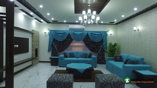 SEMI FURNISHED 1 KANAL BRAND NEW BUNGALOW IS AVAILABLE FOR SALE IN DHA PHASE 5 LAHORE