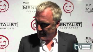 Bruno Heller at The Mentalist Season 5 100th Episode Party