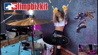 Limp Bizkit - Break Stuff (Drum Cover)