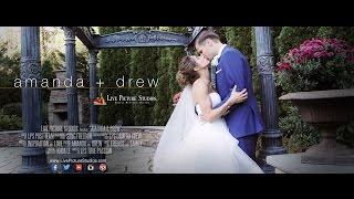 Amanda and Andrew Wedding Highlight The Park Savoy in Florham Park, NJ