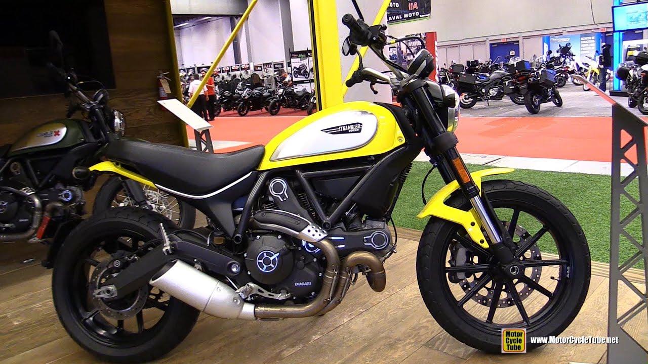 2015 ducati scrambler icon walkaround 2015 salon moto - Salon de moto montreal ...