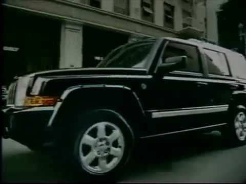 Jeep (2005) - Commander Commercial