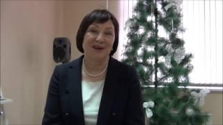 С.А. Окольникова о новой библиотеке