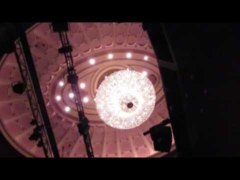 Tourist New York - Broadway theater