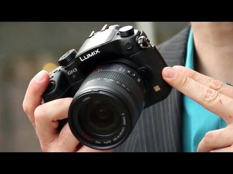 Panasonic Lumix DMC-GH3 - Test Review deutsch | CHIP