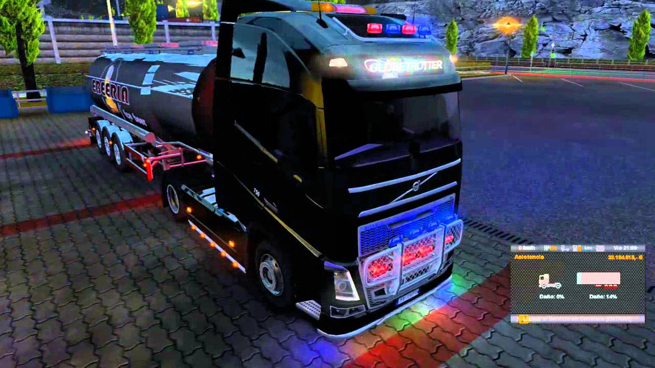 how to add mods in euro truck simulator 2