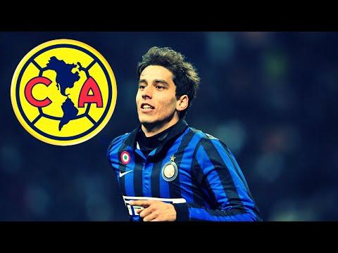 RICKY ALVAREZ AL CLUB AMERICA