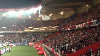 PSG OM Avant Match 24/02/13
