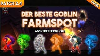 Diablo 3 [Patch 2.4]: Der beste Goblin Farmspot | 65% Trefferquote