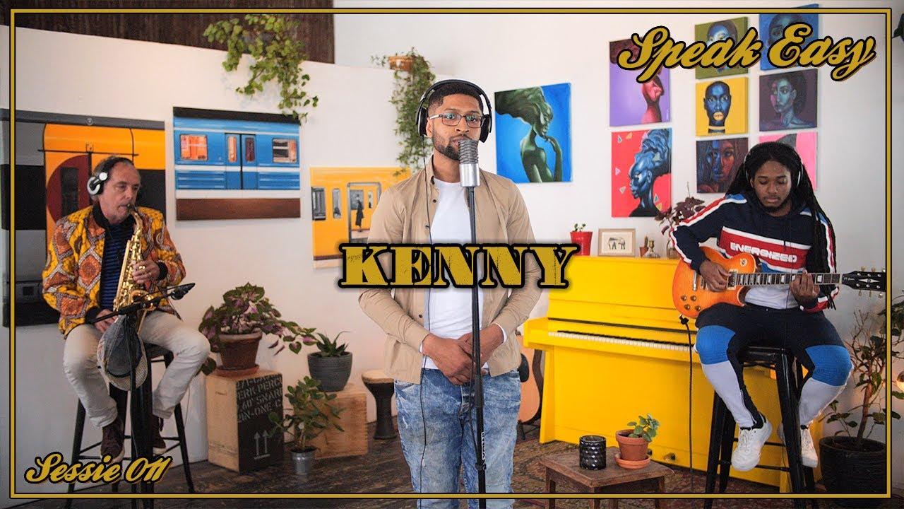 GOMES KENNY || SPEAK EASY SESSIE #011