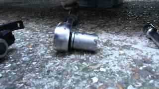 ford freda mazda bongo  2 litre petrol oil and filter change
