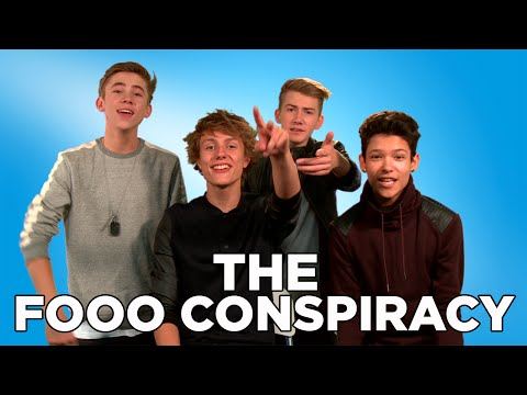 Get To Know The Fooo Conspiracy!