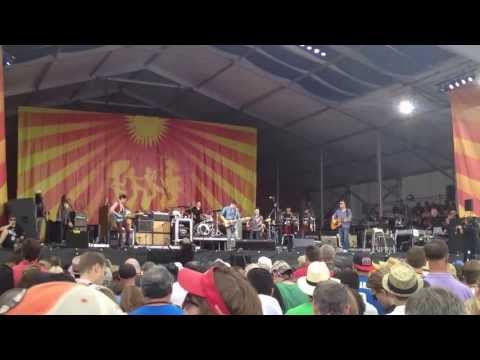"John Mayer - ""Love Is A Verb"" @ Jazz Fest, New Orleans 2013"