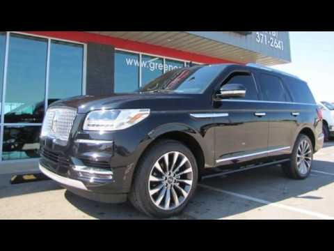 Green Country Auto >> Green Country Auto Sales 2018 Lincoln Navigator 4x4 Select Youtube