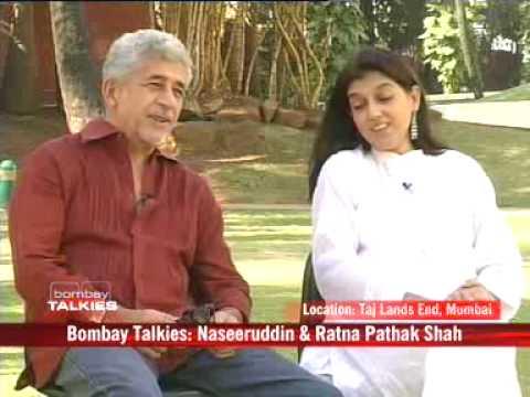 In conversation with Naseeruddin & Ratna Pathak Shah
