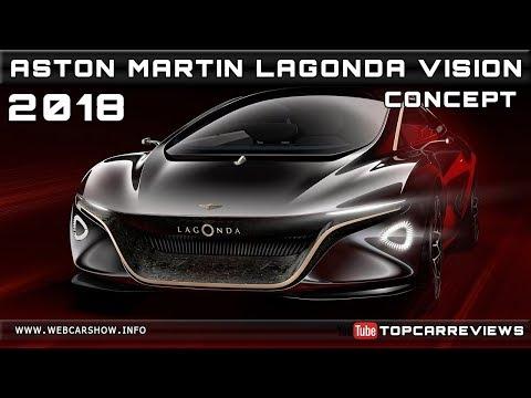 2018 ASTON MARTIN LAGONDA VISION CONCEPT Review Rendered Price Specs Release Date