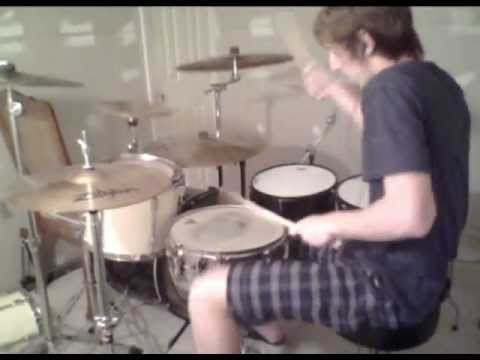 Paramore - Misery Business Drum Cover