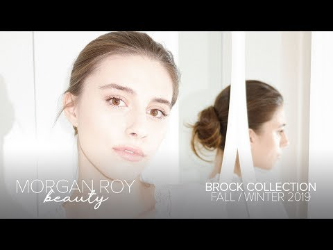 brock-collection-fall/winter-2019-hairstyle