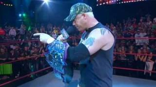 New TNA Champion Mr. Anderson