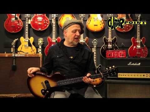 1960 Gibson Melody Maker -Sunburst / GuitarPoint Maintal / Vintage Guitars