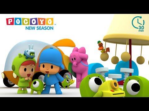 Pocoyo - Pocoyo's Holidays | NEW SEASON! [30 minutes]