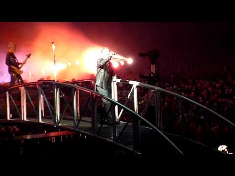 U2 - Unforgettable Fire/City of Blinding Lights (Live from Vancouver, BC Place Stadium) HD
