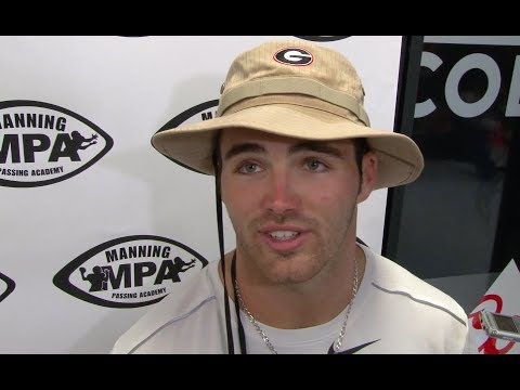 Georgia QB Jake Fromm on getting over the Alabama championship game, LSU's Myles Brennan, more
