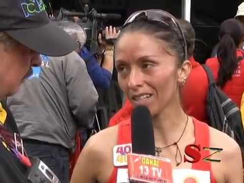 Media Maratón de Bogotá. 2015.