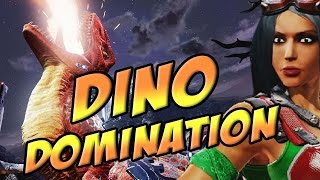 DINO DOMINATION - WEEK OF! Riptor: Killer Instinct Season 2 Pt. 4