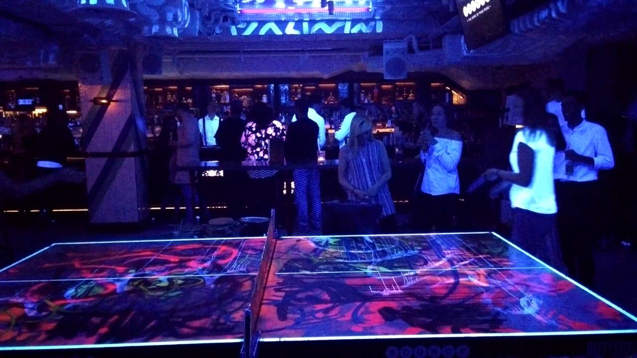 Bounce london ping pong