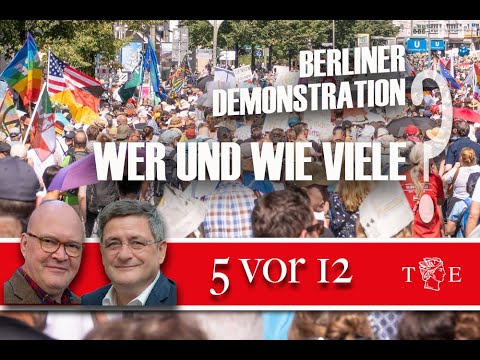 """5 vor 12"": Das laute Echo aus Berlin - Wird das Demonstrationsrecht abgeschafft?"