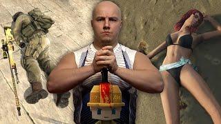 Мясник тестит комп в Копатель Онлайн, CS:GO, GTA 5 (ч.2)