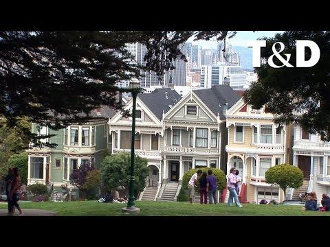 San Francisco: The Painted Ladies