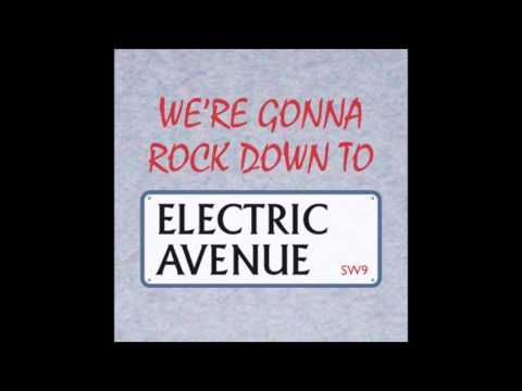 Eddie Grant- Electric Avenue Karaoke