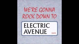 Eddie Grant- Electric Avenue Karaoke