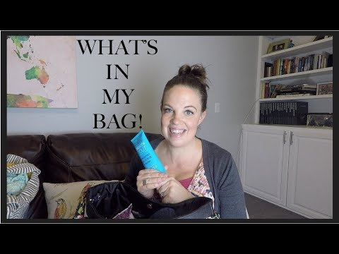 WHAT'S IN MY HOSPITAL BAG and what is NOT!  BABY #9