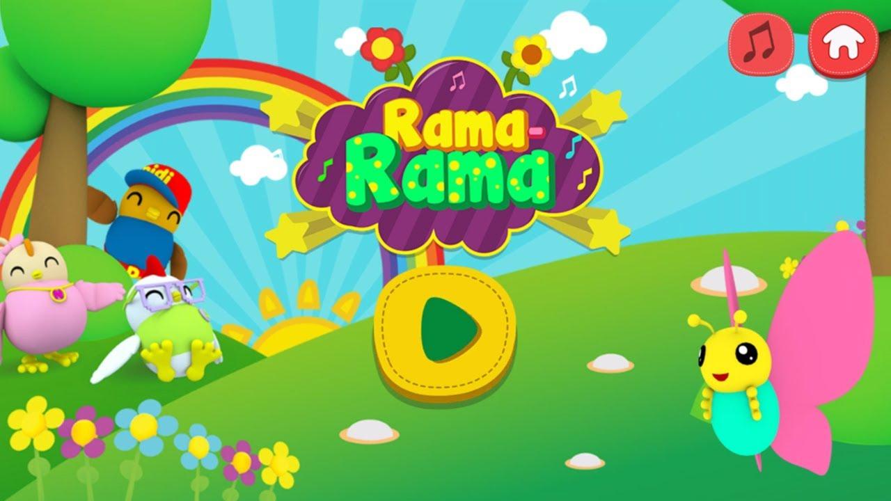 Download Didi and Friends Playtown Rama rama