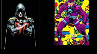 Top 20 Lesser Known Superheroes