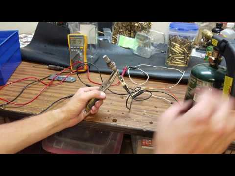 DIY How - To test and Clean o2 sensor oxygen sensor