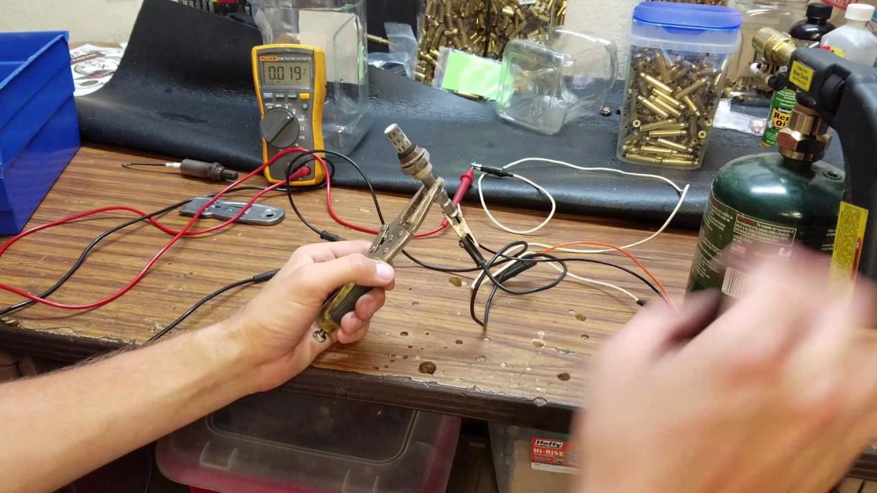 wideband o2 sensor wire diagram 5 diy how to test and clean    o2       sensor    oxygen    sensor    youtube  diy how to test and clean    o2       sensor    oxygen    sensor    youtube