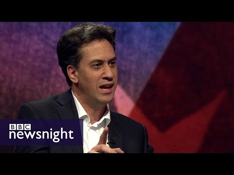 Ed Miliband on Theresa May, Donald Trump and Brexit - BBC Newsnight