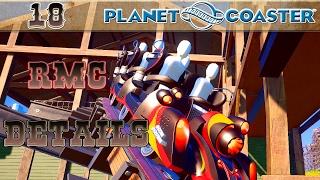 planet coaster westwood western theme park   part 18   rmc details