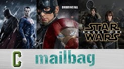 Collider Mail Bag - Who Wins The 2016 Box Office?