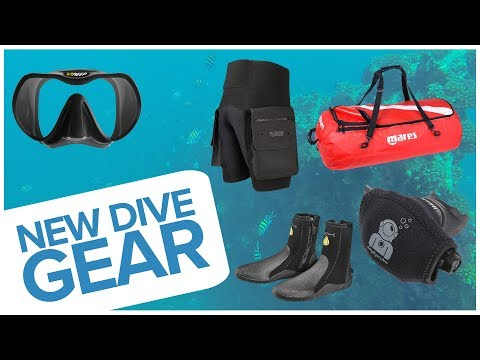 February 2020 | New Dive Gear