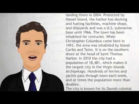Charlotte Amalie - Wiki Videos