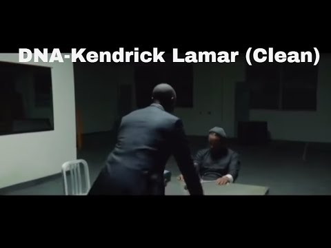 DNA-Kendrick Lamar  (Clean)